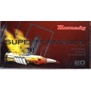 HORNADY SUPERFORMANCEAMMO .223 REM 55GR GMX SPF 20 St.
